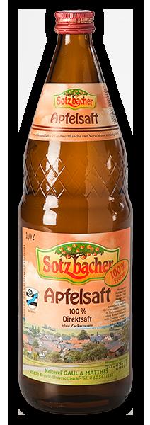 Sotzbacher Apfelsaft